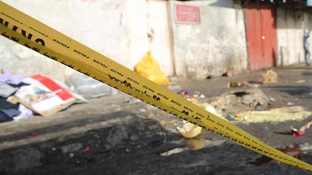 Bağdat'ta düzenlenen intihar saldırısında 5 ölü