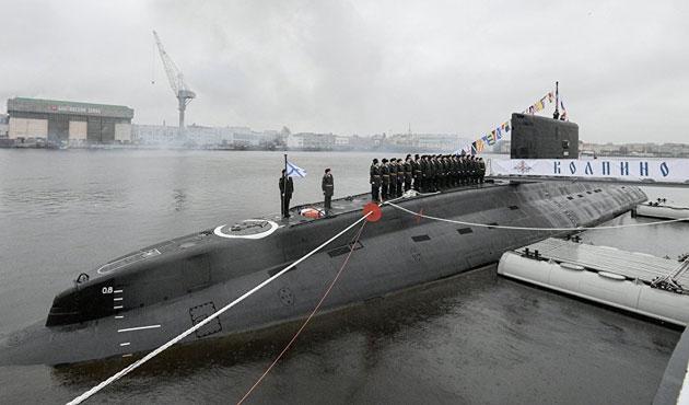 Putin'in füze yüklü gemileri Akdeniz'de nöbet tutacak
