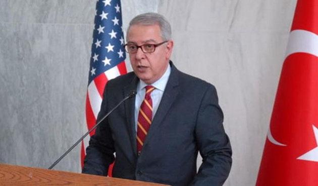 Washington Büyükelçisi Serdar Kılıç Türkiye'de