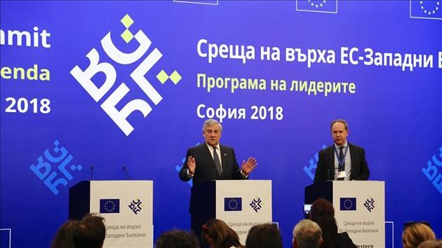 AB-Batı Balkanlar Zirvesi başladı