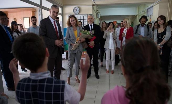 AB heyeti Türkiye'nin değerlerinden etkilendi
