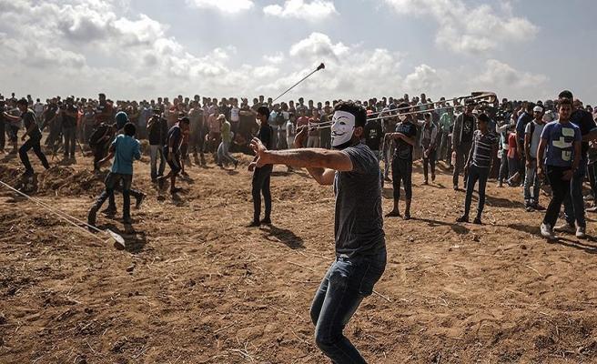 Hamas'tan Filistinlilere eylemlere katılma çağrısı
