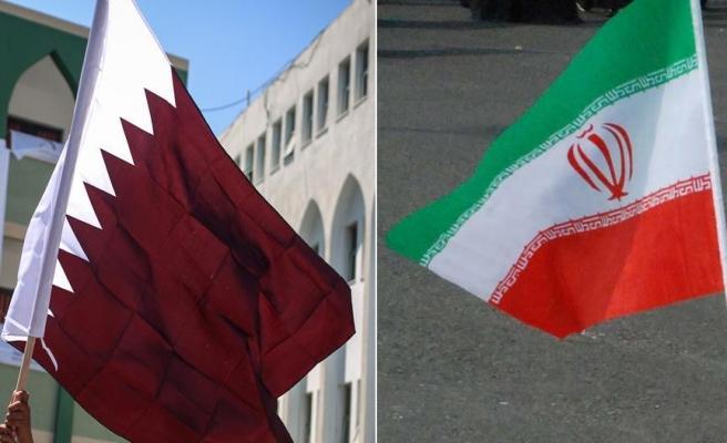 Katar ve İran bölgesel konuları görüştü