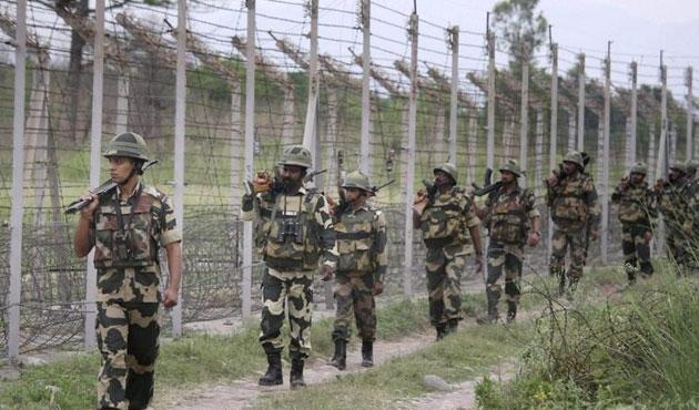 Keşmir sınırında çatışma: 2 Hint milis öldü, 8 sivil yaralandı