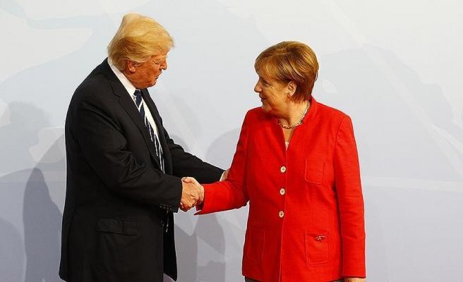 Trump Almanya'yı doğalgaz projesinde sıkıştırıyor
