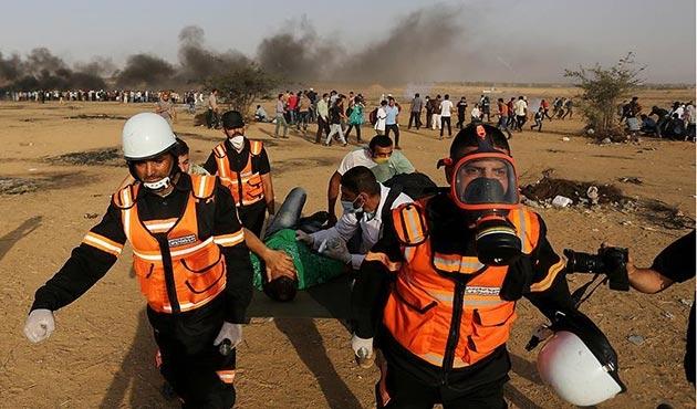 Hamas, BM'nin İsrail aleyhindeki tasarıyı kabulünden memnun