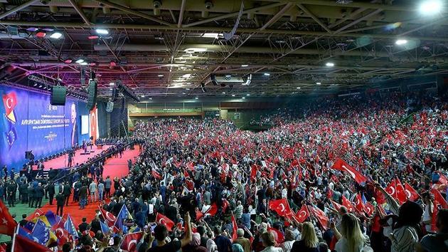 Avrupalı Türk Demokratlar Birliği'nin adı değişti