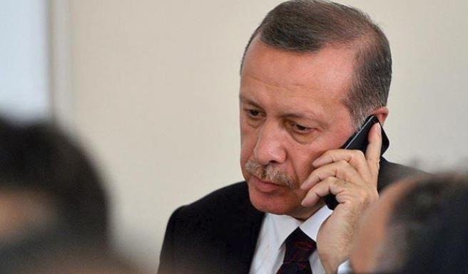 Erdoğan, Mukteda Es-Sadr'ı tebrik etti