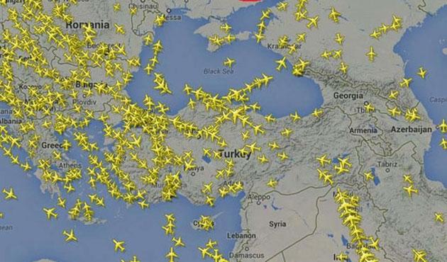 Türkiye ile Afganistan arasında hava koridoru açıldı