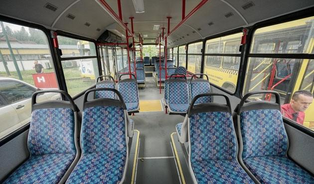 Bosna sokaklarında İETT otobüsleri gezecek