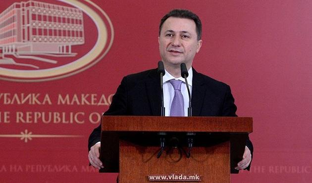 Eski Makedonya Başbakanı Gruevski'ye hapis cezası