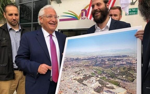 Friedman'ın karıştığı fotoğraf skandalına tepki yağdı