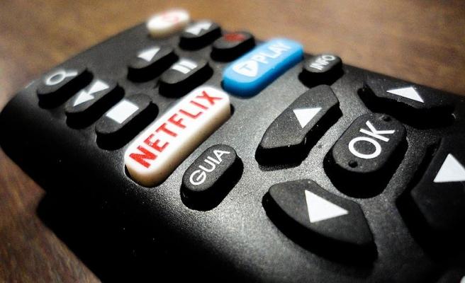 Netflix'in piyasa değeri uçuşta