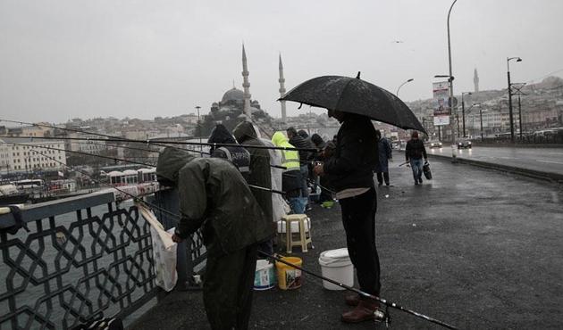 Marmara'ya şiddetli yağış geliyor