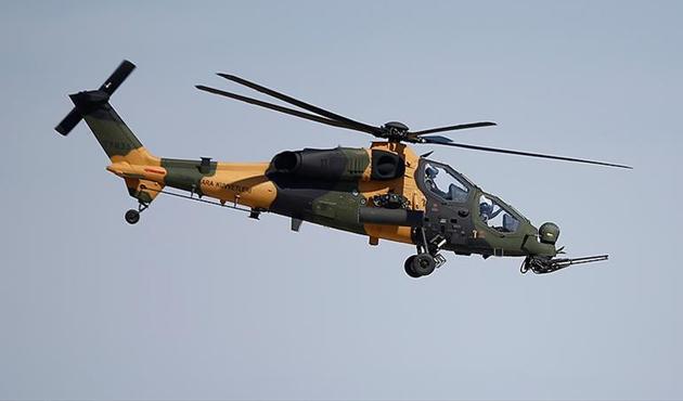30 Atak helikopteri için Pakistan ile sözleşme imzalandı