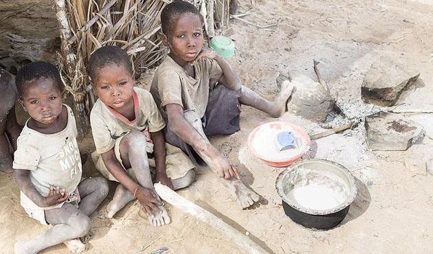 'Yemen'de 8,4 milyon kişi açlığın pençesinde'