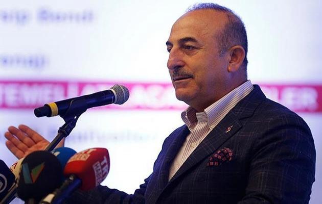 Çavuşoğlu: Osmanlı tokadını bir daha vuracağız ki akıllansınlar