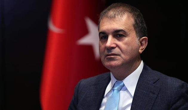 AB Bakanı Çelik'ten Almanya'ya sert tepki
