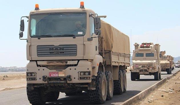Yemen ordusunun Husilere karşı ilerlemesi hızlandı