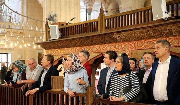 AB büyükelçileri Edirne'de   FOTO