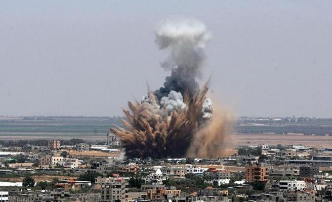 İsrail'den Gazze'ye top atışı: 1 şehit, 1 yaralı