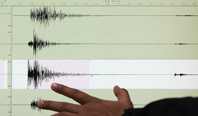 Fiji'de orta büyüklükte deprem