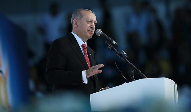 Erdoğan'dan İnce'nin Pensilvanya iddialarına sert cevap