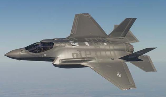 İsrail basınından 'Türkiye'ye F-35 engeli' iddiası