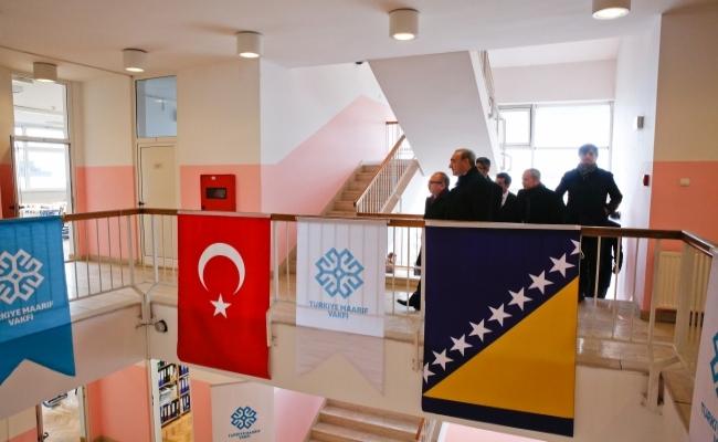 Maarif Okulları Bosna Hersek'te kapılarını açıyor