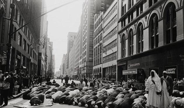 New York Müslümanlarının Gündelik Hayatı   FOTO