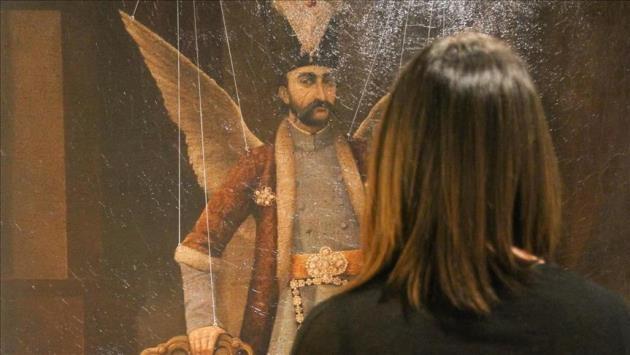 Grand Opening, Türk ve İranlı sanatçıları aynı sergide buluşturdu