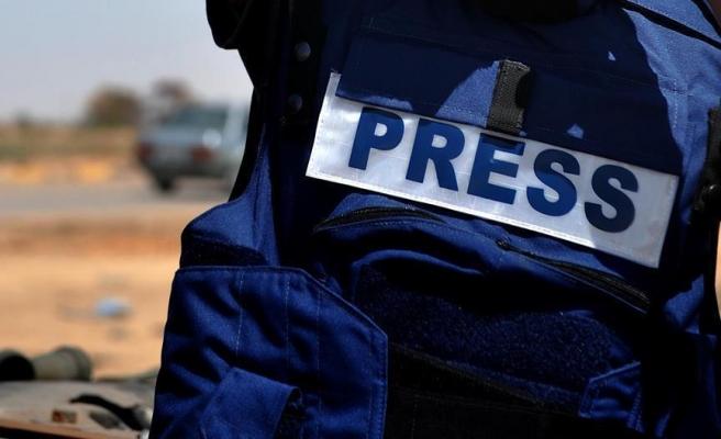 Öldürüldü sanılan Rus gazeteci basın toplantısı yaptı