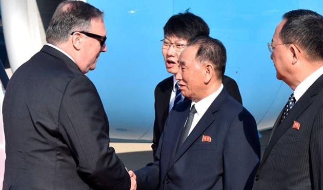 ABD ve Kuzey Kore yetkilileri New York'ta buluştu