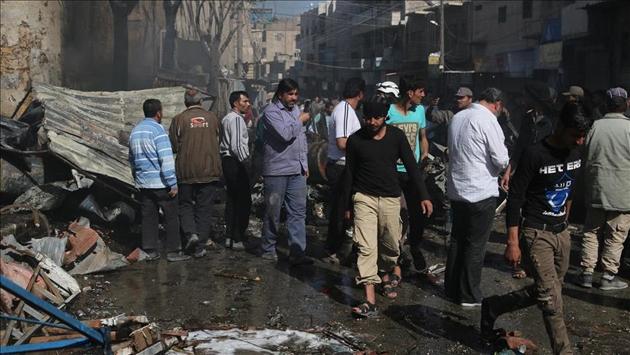 Suriye'nin kuzeyinde patlamalar: Ölü ve yaralılar var