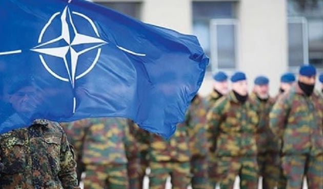 NATO'nun başlattığı 'Kılıç Darbesi 18' tatbikatında bir ilk