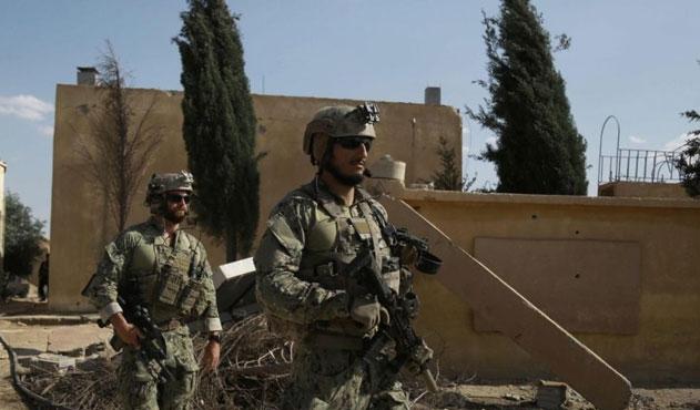 Suriye'de Amerikan-Fransız askeri üssünde patlama