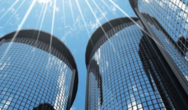 Cam binalar sıcaklığı artırıyor