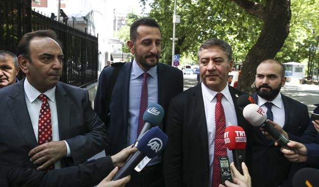 CHP heyeti Gülen'in iade dosyasını inceliyor