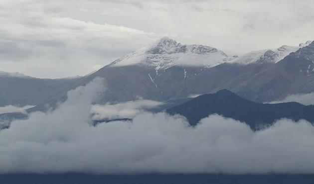 Demirkazık Dağı'ndaki mahsur dağcılar kurtarıldı