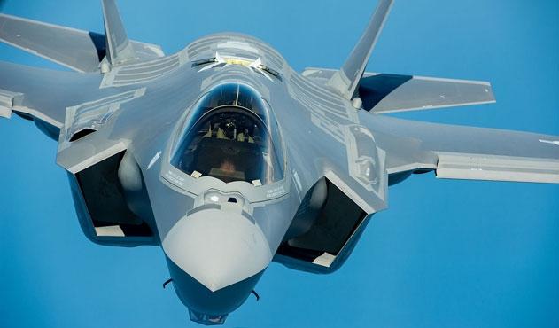 F-35'leri üreten şirketten Türkiye'ye mektup