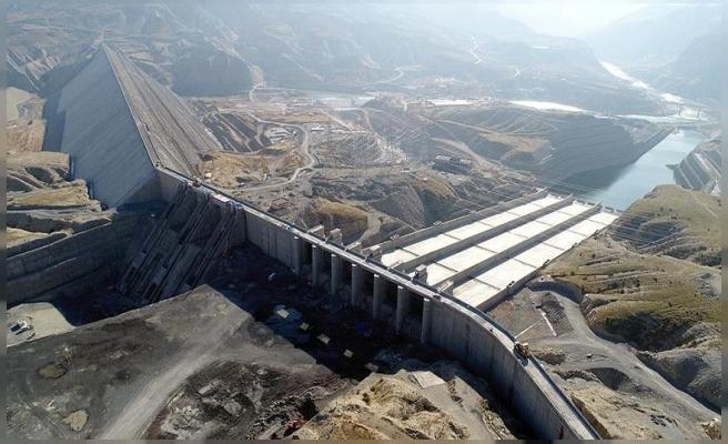 Irak'tan Ilısu Barajı'ndaki su tutmayı tekrar erteleme talebi