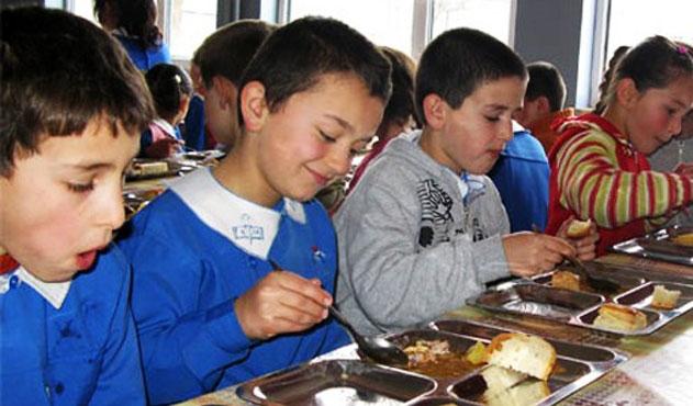 5 milyon öğrenciye ücretsiz yemek