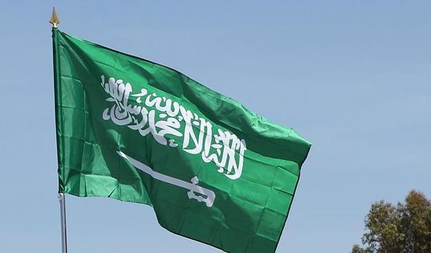 İngiltere'de Suudi Arabistan bayrağına toplatma kararı