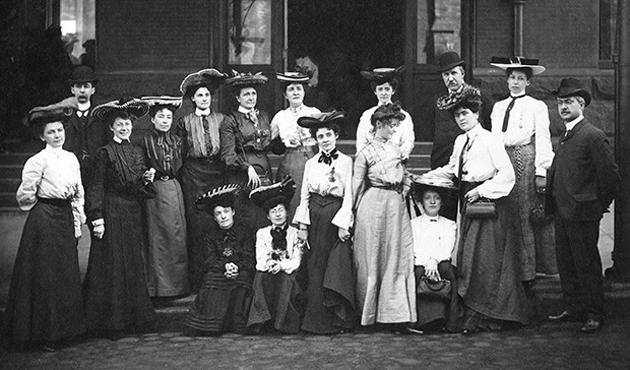 Kanada'da Kadın 1929'da 'İnsan'dan Sayılmış