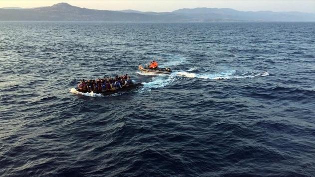 Afrikalı göçmenler Akdeniz'de boğuldu: 40 ölü