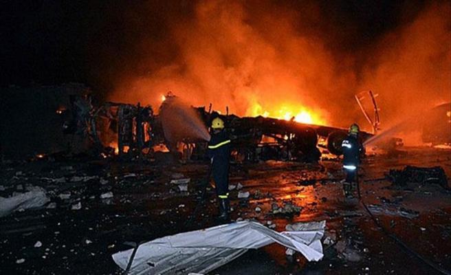 Irak'ta bombalı saldırı: 10 ölü, 21 yaralı
