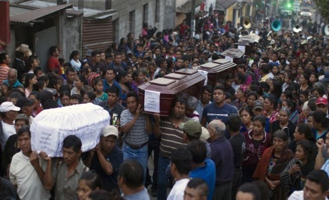 Guatemala'daki volkan patlamasında ölü sayısı 90 oldu