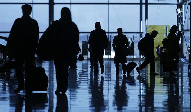ABD'de havalimanında oyuncak el bombası paniği
