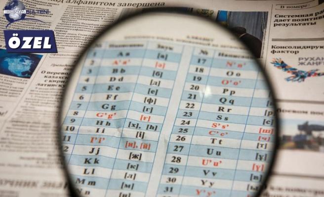 Rusya eski SSCB ülkelerinin alfabesini kabullendi