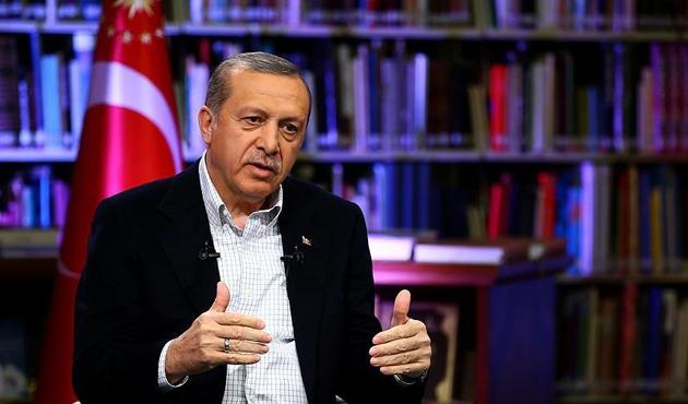 Erdoğan'dan Mahmur'a operasyon sinyali